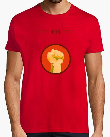 Camiseta lucha
