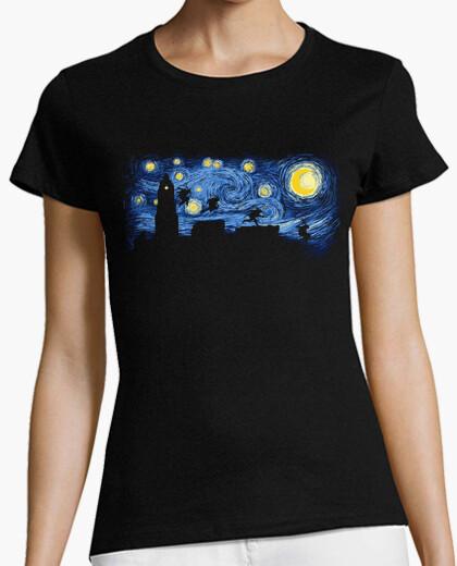 Camiseta lucha estrellado