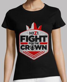 luchar por la corona