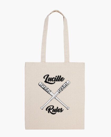 Lucille cloth bag rules
