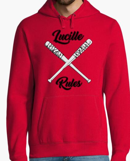 Lucille man sweatshirt rules hoodie