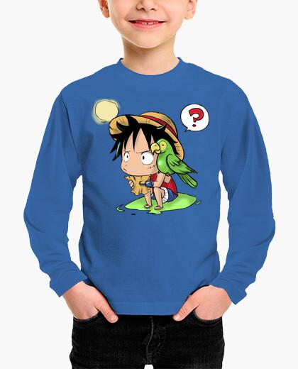 Ropa infantil Luffy