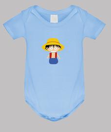 Luffy pequeño body