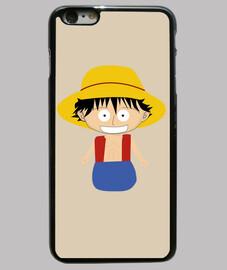 Luffy pequeño movil