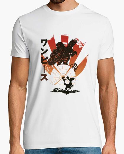 Camiseta Luffy Strike