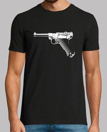 luger parabellum pistol
