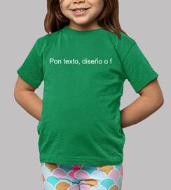 Luigi Kart 8 Bits (Camiseta Niño)
