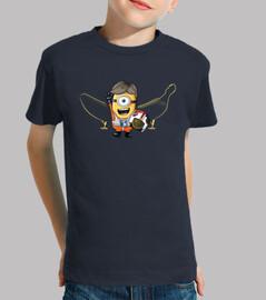 luke  - t-shirt bambino