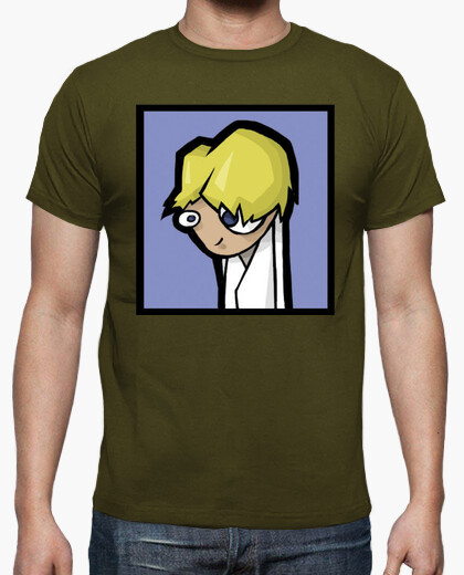 Camiseta luke Skywalker Star Wars StarWars