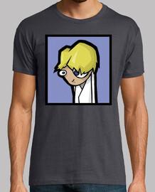 luke Skywalker Star Wars StarWars friki camisetas frikis  friki