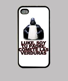 Luke, soy tu padre. Cómete las verduras