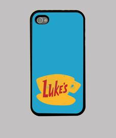 Luke's diner Iphone Case