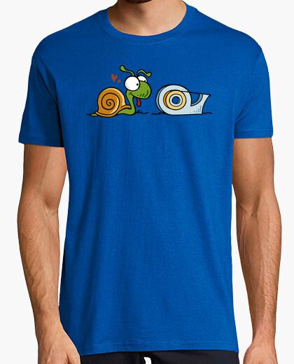 T-shirt Lumaca e Nastro Adesivo - L'Apparenza Inganna