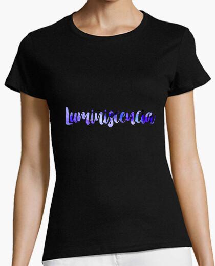 Tee-shirt luminescence
