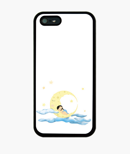 Funda iPhone Luna