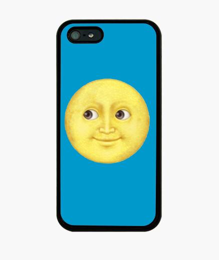 e98c21d48ee Luna amarilla de WhatsApp (funda iPhone 5) - nº 771867 - Fundas ...