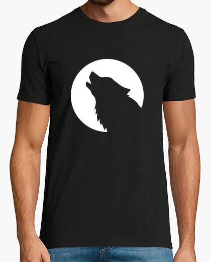 Camiseta Luna de lobo