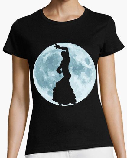 Camiseta Luna Flamenca