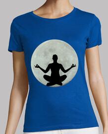 Luna llena yoga