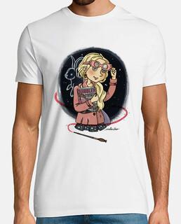 Luna Lovegood camiseta chico