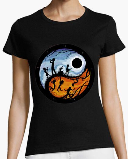 Camiseta Luna Negra