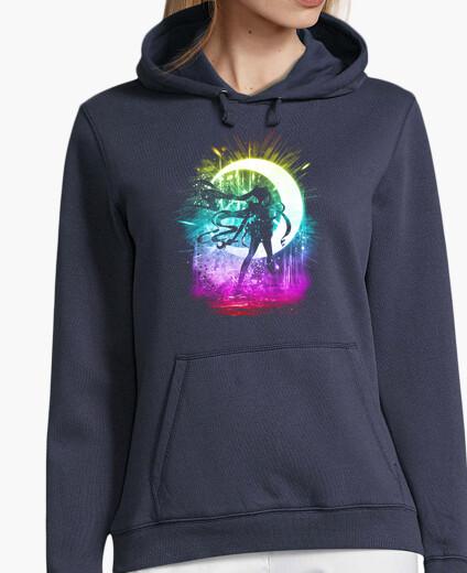 Jersey luna versión de la tormenta arco iris