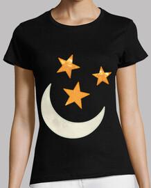 Luna y estrellas 2B