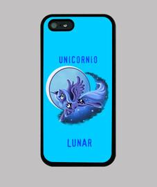 lunar licorne cas d'iphone
