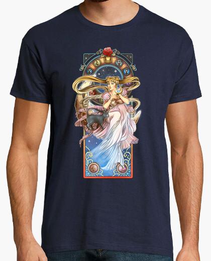 Camiseta lunas serenidad