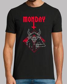 lundi noir