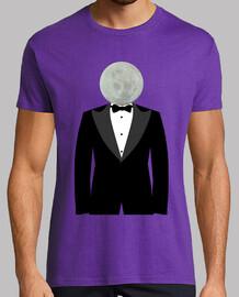 lune avec iqui man avec costume