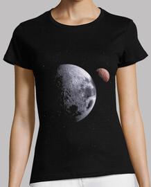 lune et planète