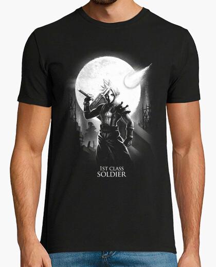 Tee-shirt lune finale
