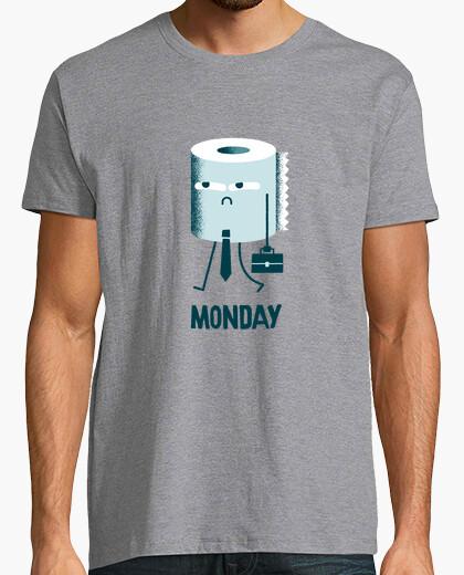 Camiseta lunes