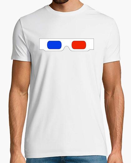 Tee-shirt lunettes 3d