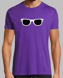 lunettes de soleil rayban wayfarer blanche