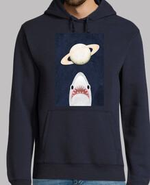 l'universo è un parco giochi di uno squalo