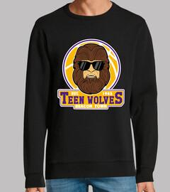 lupi adolescenti