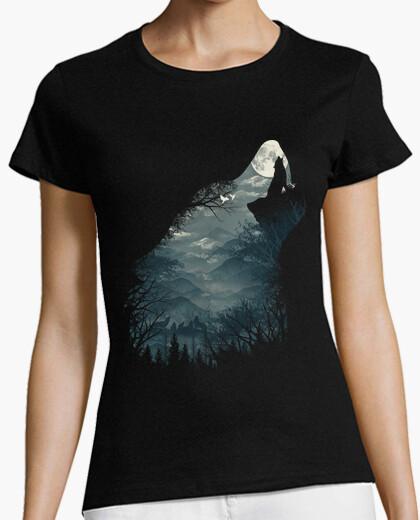 T-shirt lupo
