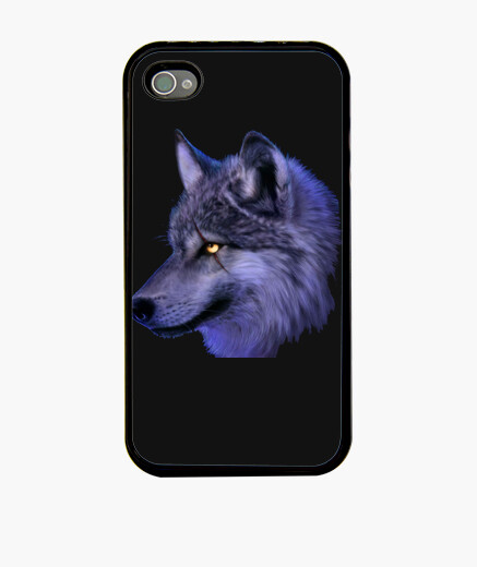 Cover iPhone lupo