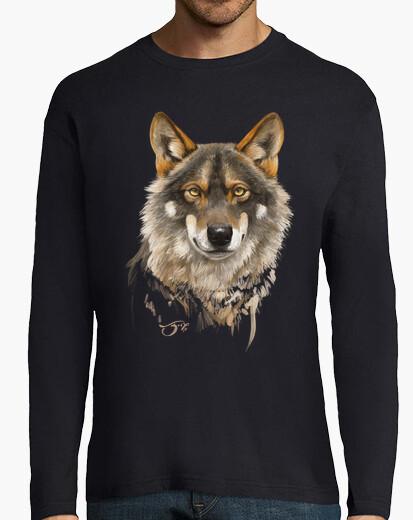 T-shirt Lupo iberico 1