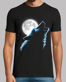 lupo luna piena
