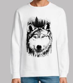 lupo selvaggio