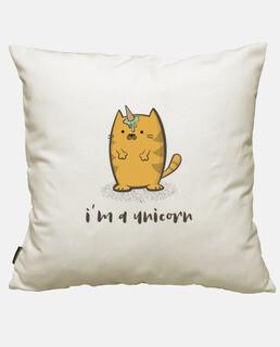 lustige einzigartig Katze rnio mit dem