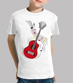 lustige Rockgitarre