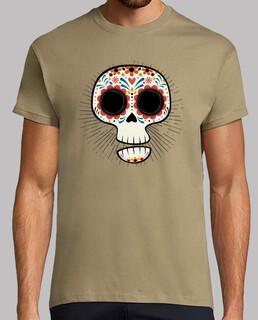 lustiger schädel / totenkopf mexikanisc