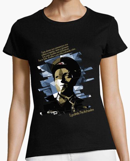 Tee-shirt Lyudmila Pavlichenko