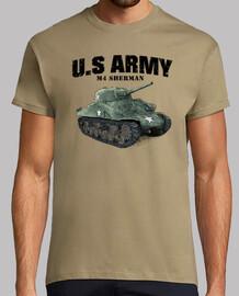 M4 Sher man Tank