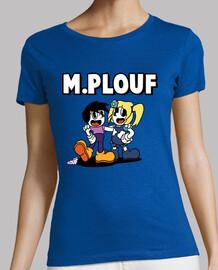 m. e incluso splash by osgilia - camiseta de mujer