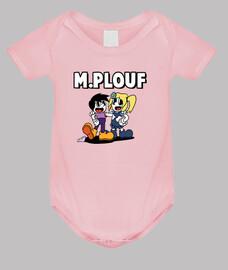M. et Mme Plouf par Osgilia - BODY Bébé